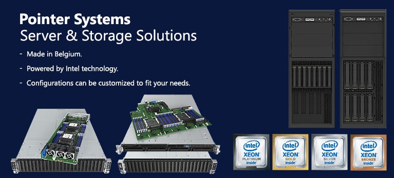 Pointer Systems Sever & Storage Solutions